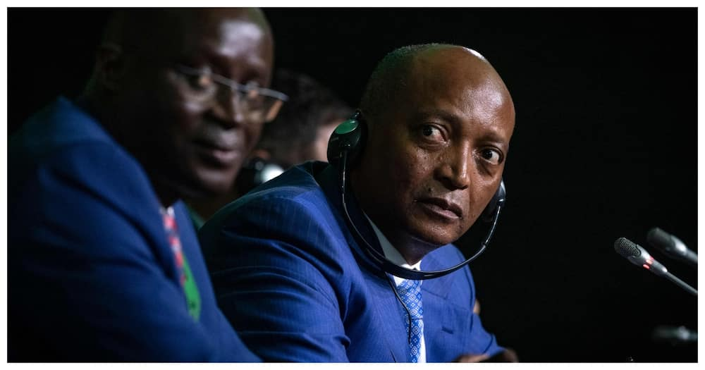Billionaire Patrice Motsepe becomes first South African elected as CAF President