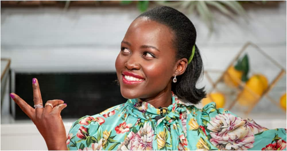 Lupita Nyong'o laughs at claims that CS Balala has been looking for her for 5 years