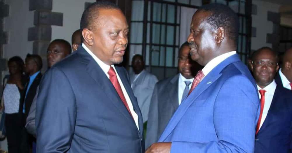 President Uhuru Kenyatta will meet Raila Odinga over 2022 talks.