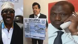 Miguna Miguna Asks William Ruto to Apologise for His Deportation Like He Did to Harun Aydin