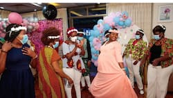 Naisula Lesuuda shares enticing photos of her grand gender reveal party