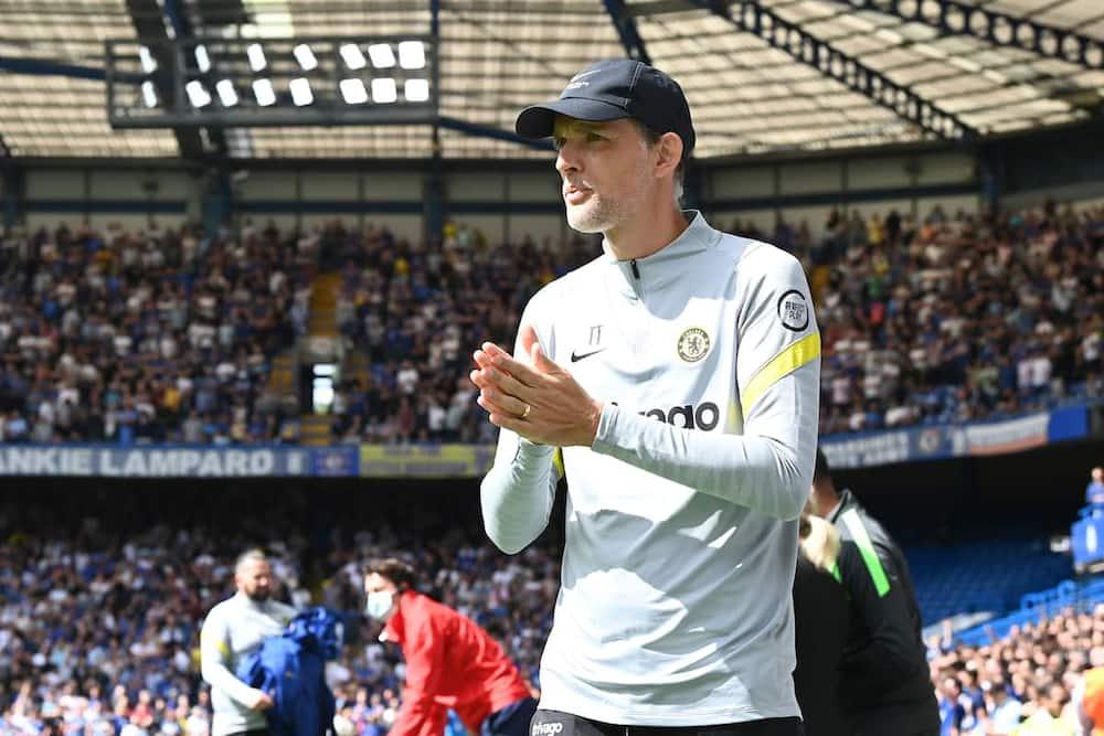 Chelsea boss Thomas Tuchel. Photo: Darren Walsh.