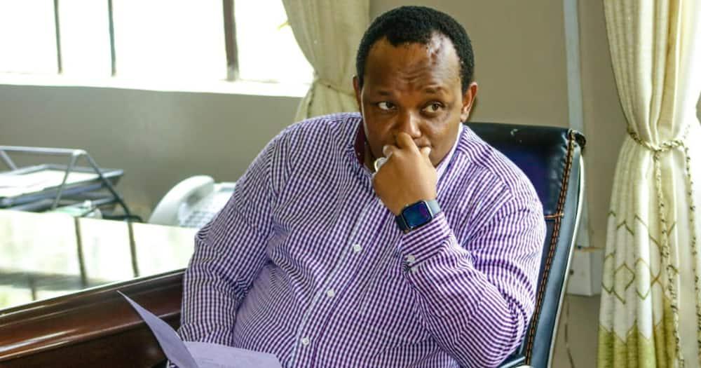 Nyeri Town MP Ngunjiri Wambugu Under Fire After Asking Former CJs Maraga, Mutunga to Shut Up