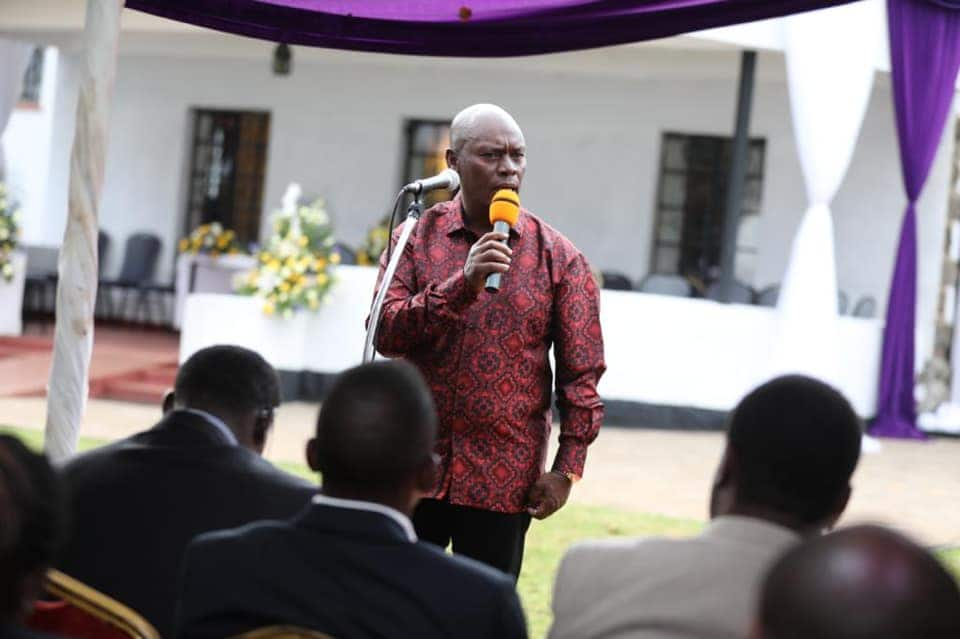 Siku za kuenda nyumbani zinakaribia, pigana na ufisadi, Kabogo amwambia Uhuru