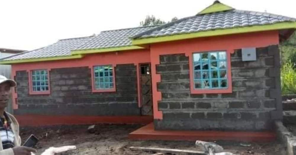 Fejo na Rafa: Nyandarua children captured fighting over pencil, rubber get beautiful permanent house