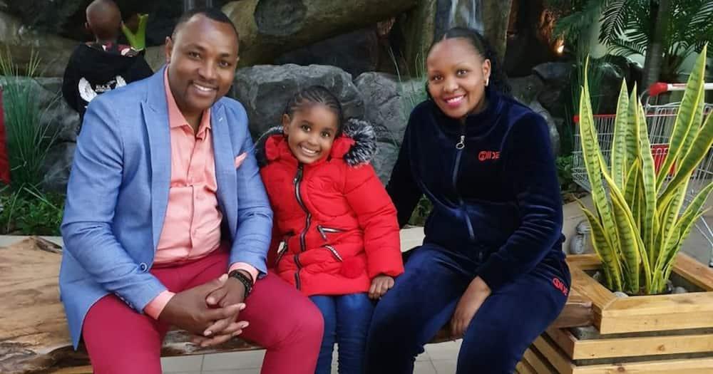 5 Photos of Muthee Kiengei, Keziah Kariuki Back when Their Relationship Was Still Solid