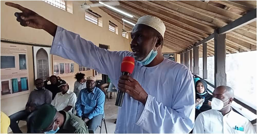 Muslim Clerics in Lamu are calling on the government to ban women from riding on boda bodas.