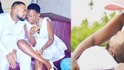 """Akothee Tells Off Fans Saying Her Relationship with Nelly Oaks Will End in Tears: """"Ambia Serikali Iwapee Kazi"""""""