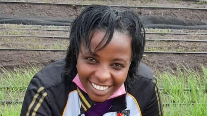 Like Bulbs, They Light up My Life, Kirinyaga Woman Seeks to Dominate Country's Onion Market Share