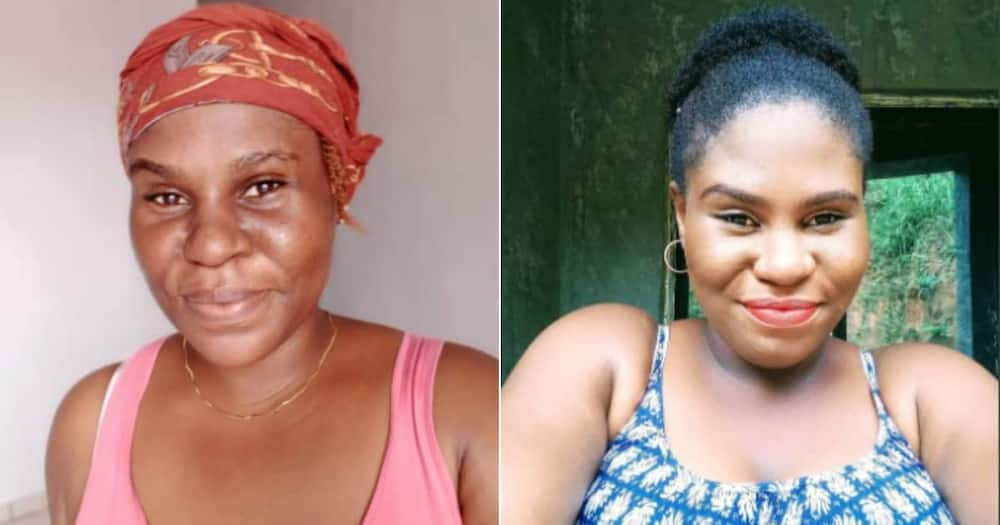Woman, Success story, Cleaner, Agu Nwanyi, Social media, Twitter, Users, Living