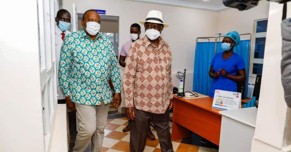 Corruption Super League: Video of Raila Odinga Opposing Kenya's Worrying Borrowing Rate Resurfaces