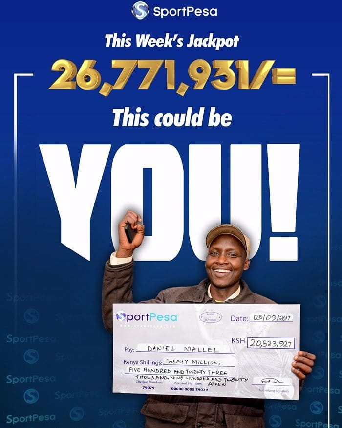 How to bet on SportPesa while it's banned?