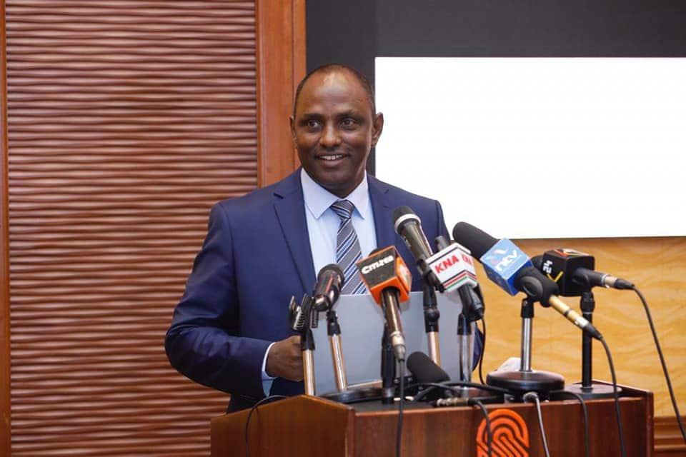 Ukur Yatani promises to turn around Kenya's economy as he takes over as Treasury boss