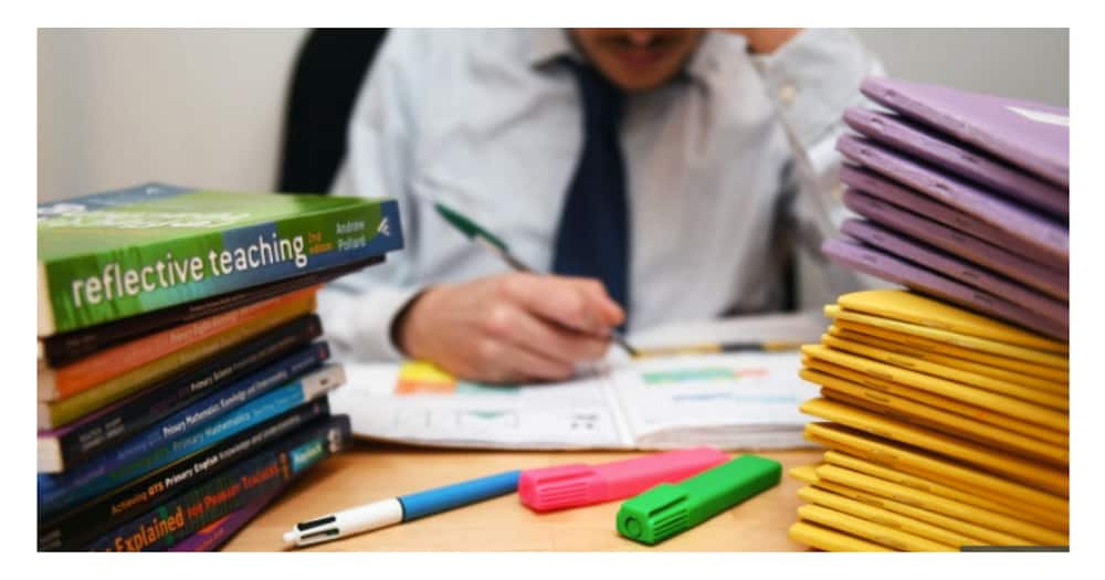 Job promotion woes: Demotivated teacher pens piece on why he no longer fancies job