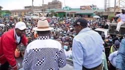 Raila Akutana na Magavana wa Mlima Kenya Baada ya Kukamilisha Ziara yake Eneo Hilo