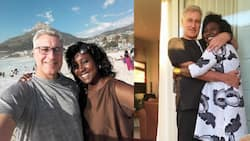 Gladys Shollei seen tightly embracing mzungu man days after noisy divorce with Sam Shollei