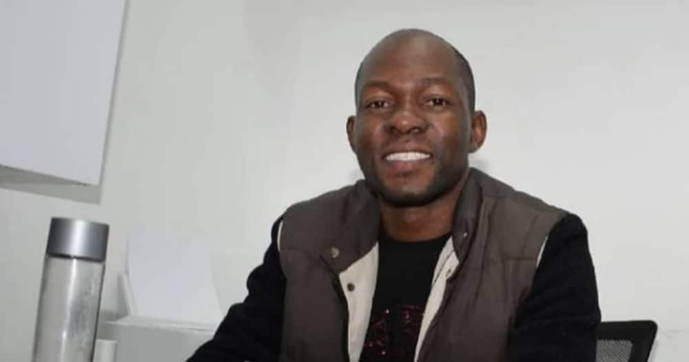 Saboti MP Caleb Amisi. Photo: Caleb Amisi.