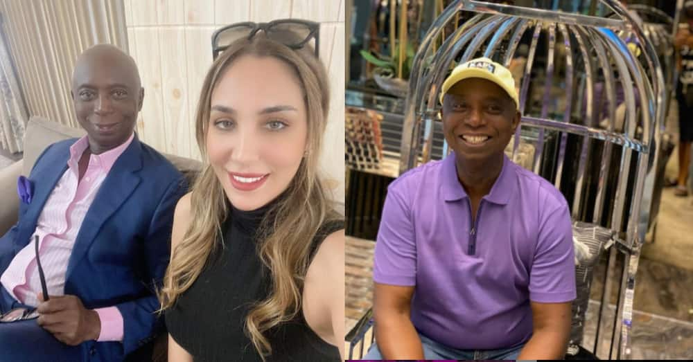 Kenyan woman bravely asks polygamist Ned Nwoko to be her husband