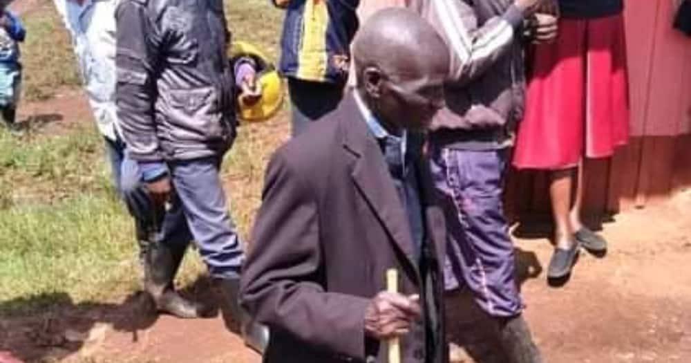 Simon Chumo: Kericho Man Who Went Missing 57 Years Ago Reunites with Family