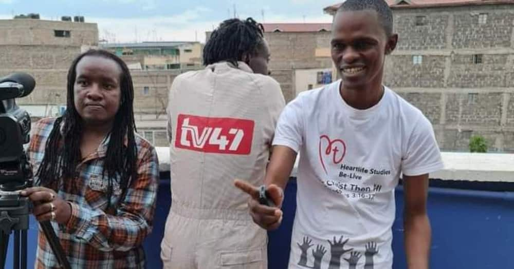 Lolani Kalu lands new job after Kenyans highlighted his plight