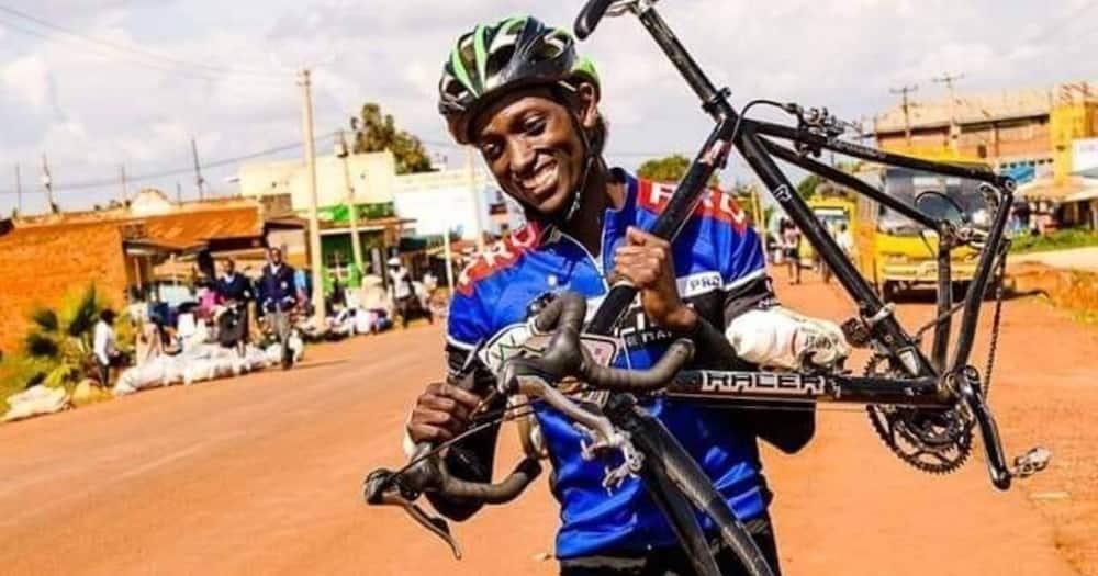 Caleb Omwoyo.