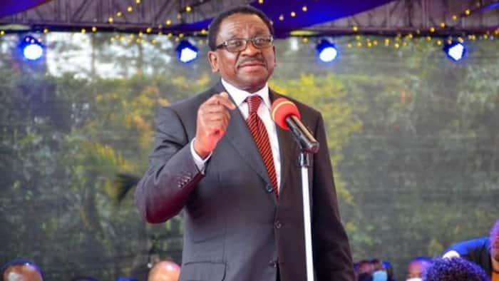 Raila Odinga ni Msafi Sana Hivi Kwamba Hahitaji Kusafishwa, James Orengo