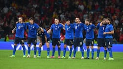 Panic As COVID-19 Hits Italy Squad Hours Before Euro 2020 Final Against England