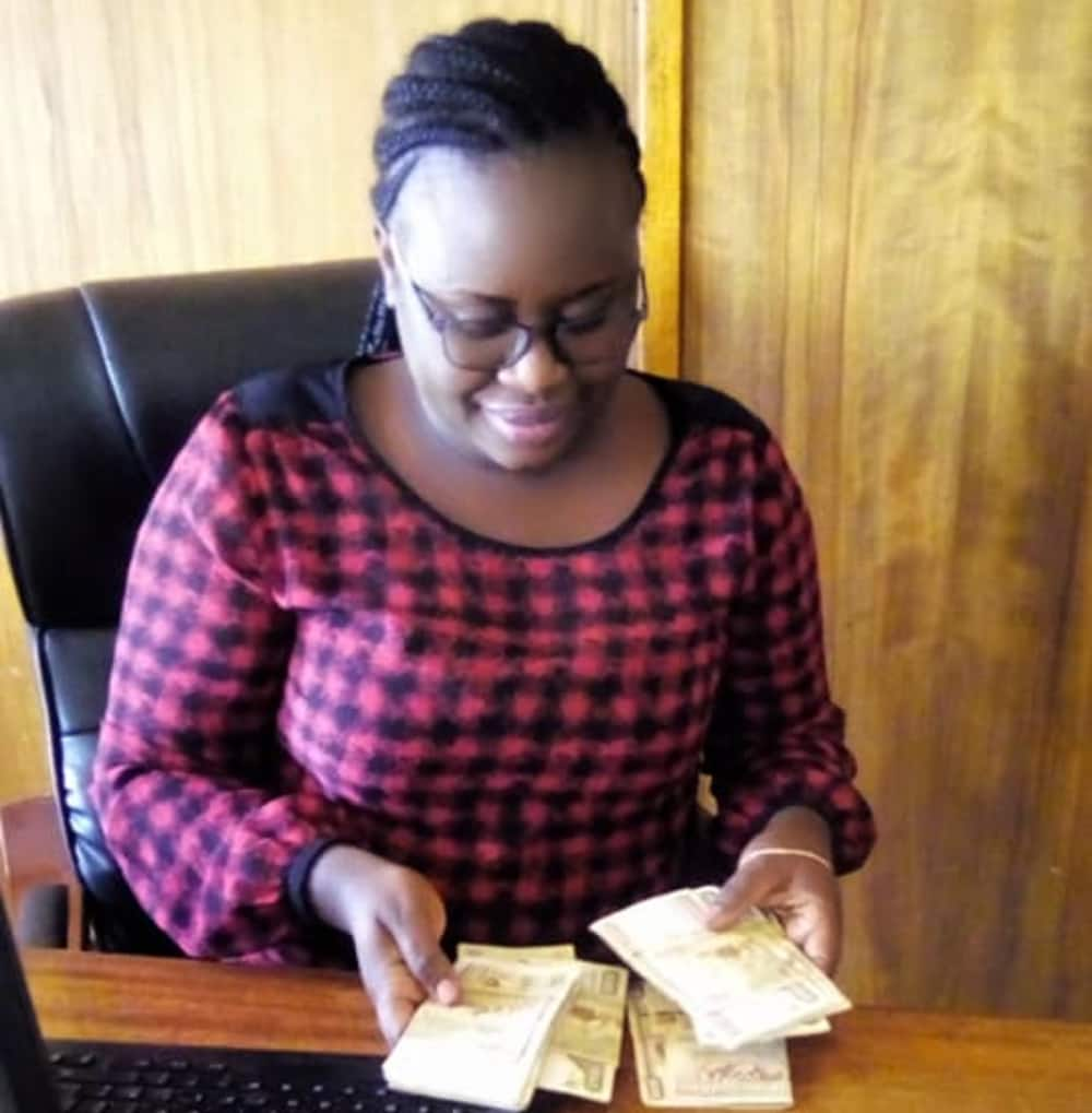 Woman discovers bundles of old KSh 1000 notes in suitcase she last checked 14 years ago