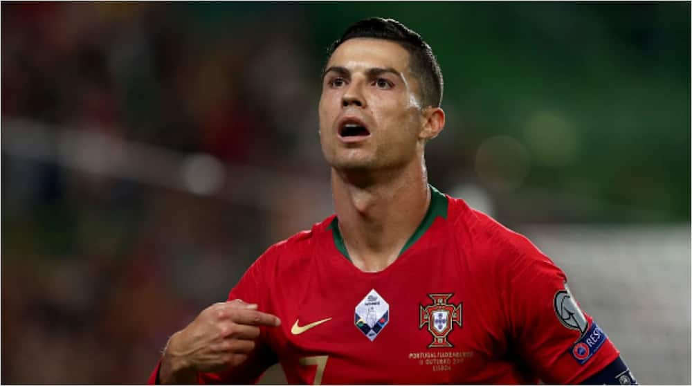 Cristiano Ronaldo: Portuguese star among 28 footballers nominated for Player of the Century Award