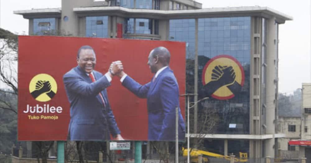 Jubilee Yamteua Irungu Kutoka Nyandarua Kuchukua Nafasi ya Victor Prengei