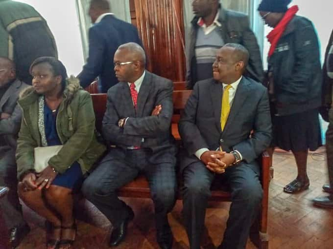 Arror and Kimwarer: CS Henry Rotich denies 24 corruption charges