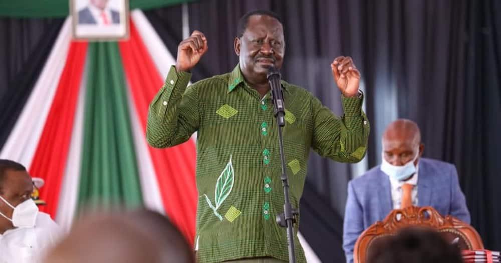 IEBC yamfanya Raila kukosa usingizi akiwa DRC Congo