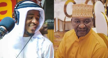 Ali Kiba's father is dead