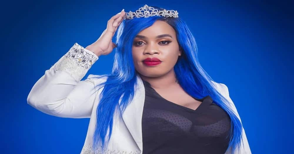 Socialite Bridget Achieng said her friends have been trying to ruin her success.