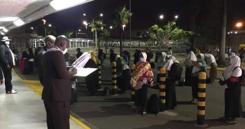 Over 20 passengers caught with fake COVID-19 certificates at JKIA