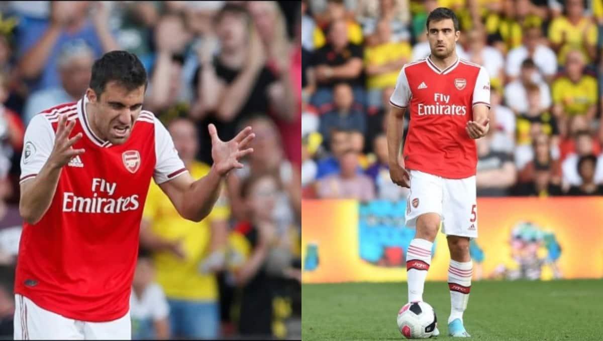 Sokratis sends Arsenal fans important message after defensive blunder against Watford