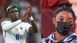 Paul Pogba Sends Classy Message to American Gymnast Simone Biles After Withdrawal from Tokyo Olympics