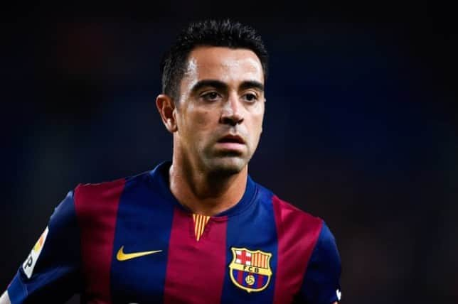 Xavi says he rejected Barcelona job because it was too soon for him