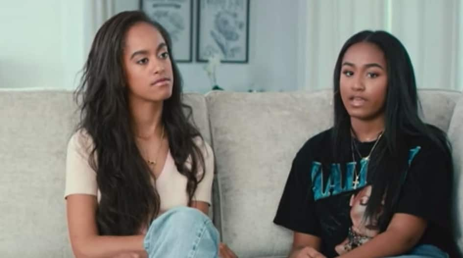 Malia Obama embarks on her TV production career, bags first scriptwriting gig