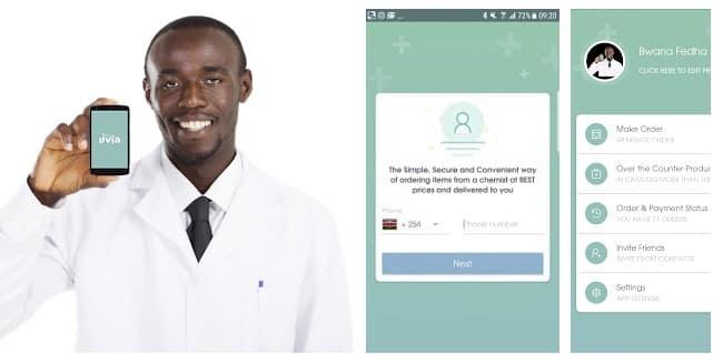 List of online chemists in Kenya