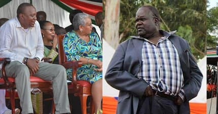 Homa Bay Governor Cyprian Awiti absence from Uhuru's function worries local residents