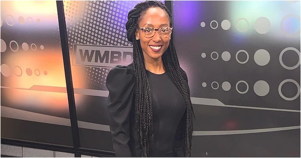 TV reporter inspires professional women to be themselves after appearing on air with braids