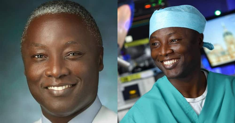 Dr Kofi Boahene: Ghanaian surgeon listed as one of America's best plastic surgeons for 2021