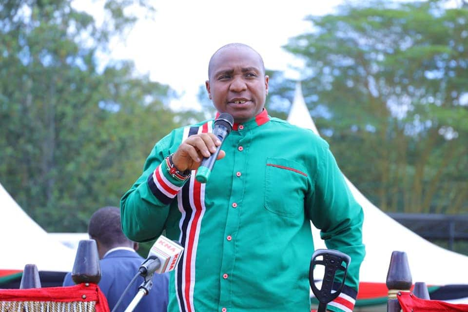Jubilee MP David Sankok says politicians, civil servants should retire at 65 to pave way for youth
