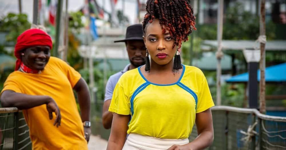 Nyce Wanjeri mourns TV boyfriend Othuol Othuol in touching ...