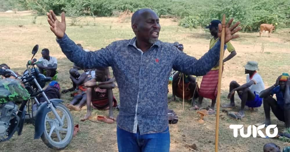 Abdi Adan. Photo: Tuko correspondent Mercy Chebet.