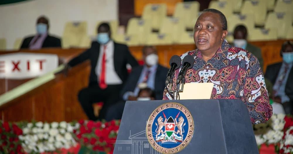 Moi was unable to impose you, Makau Mutua warns Uhuru on picking successor