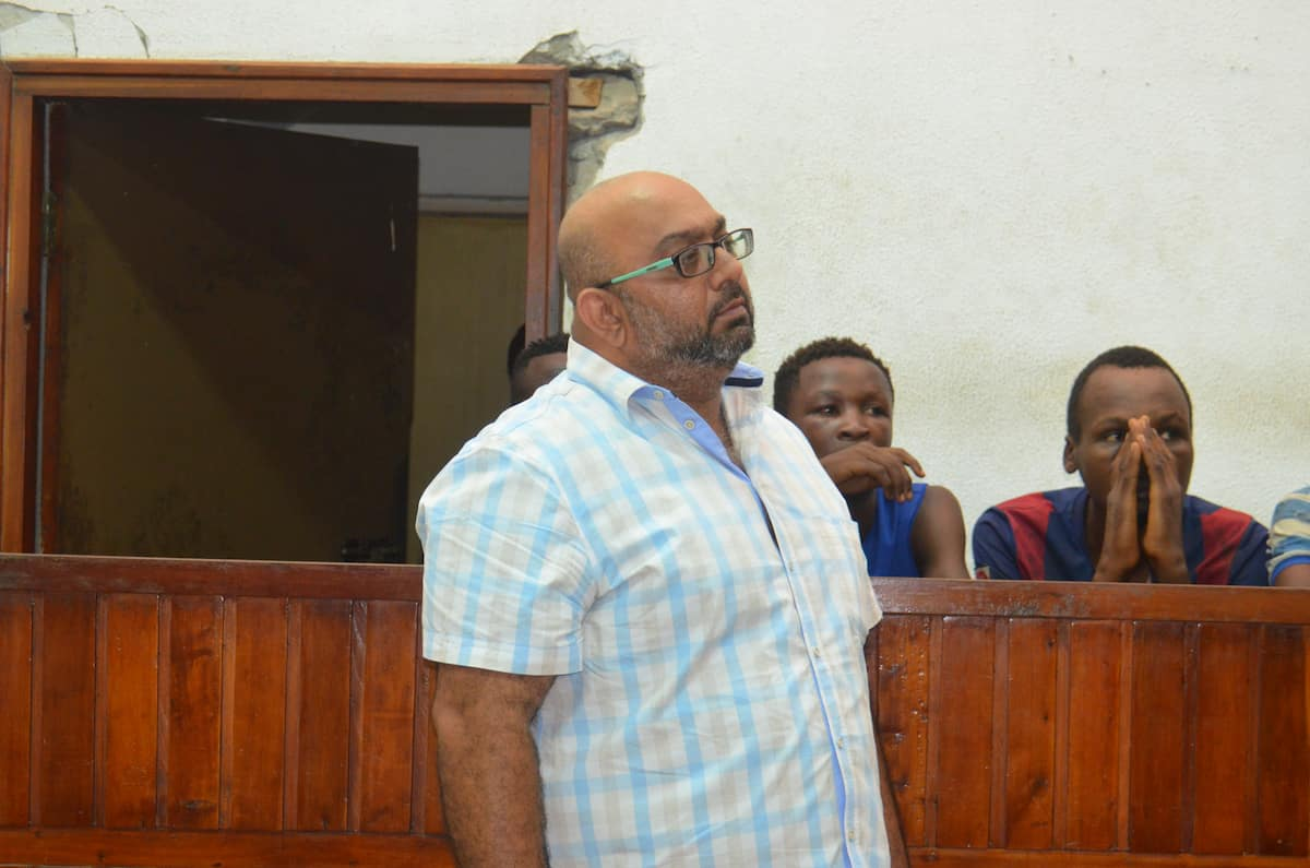 Man claiming to be FBI agent arrested in Mombasa for threatening to shoot wife