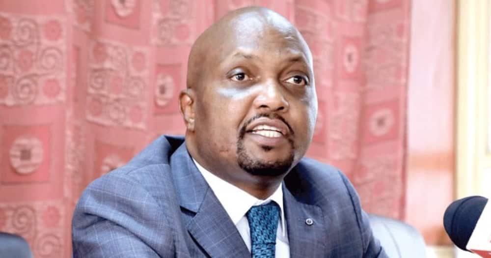 "Moses Kuria Warns Uhuru's Team Against Plan to Postpone 2022 Elections: ""Finish and Go"