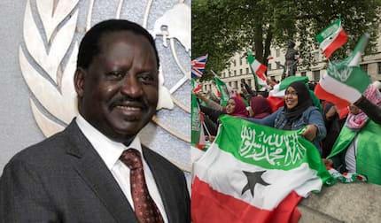 Somaliland delegates bank on Raila Odinga's massive influence to achieve political autonomy